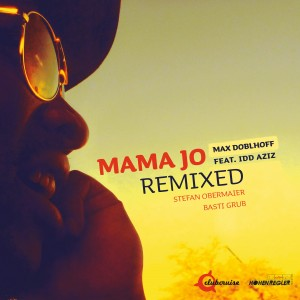 MAMA JO_Remixed 2016_Cover